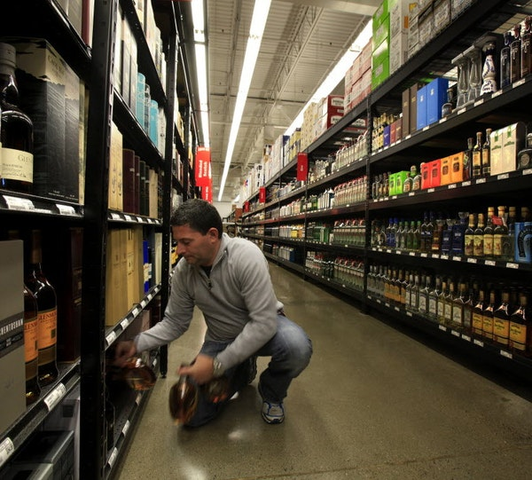 In 2010, John Wolf tried to open a discount liquor store in Minnetonka. He withdrew his application after the city changed its policy and instead open