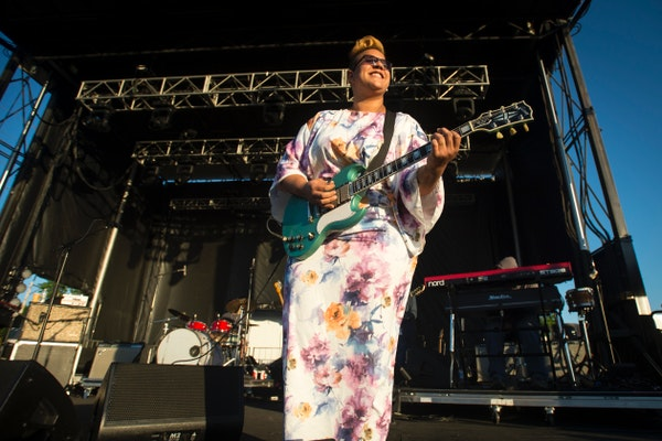 Alabama Shakes to party Monday at Prince's Paisley Park