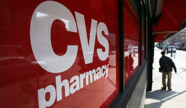 FILE - This March 25, 2014, file photo, shows a CVS store in Philadelphia.