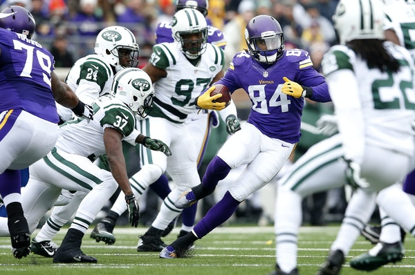 Vikings receiver Cordarrelle Patterson: Can he get back on track in 2015?