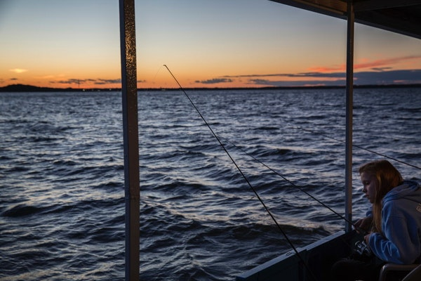 Walleye fishing on Lake Mille Lacs ended unexpectedly earlier this season, causing some frustrations in that area.