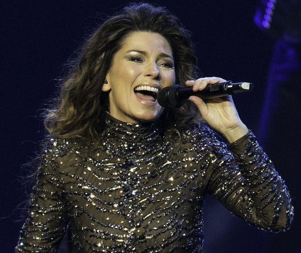 From late 2012 to late 2014, Shania Twain performed at the Colosseum at Caesars Palace in Las Vegas.