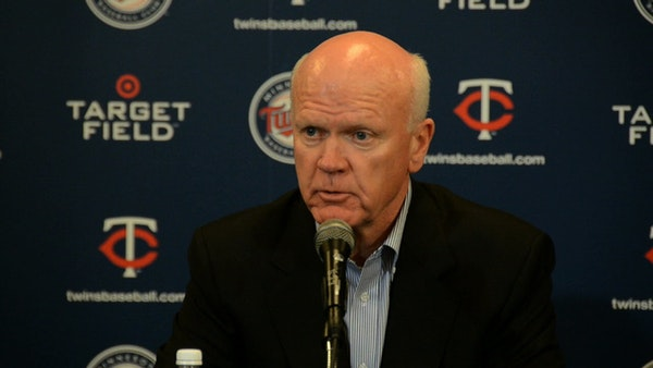 Twins General Manager Terry Ryan