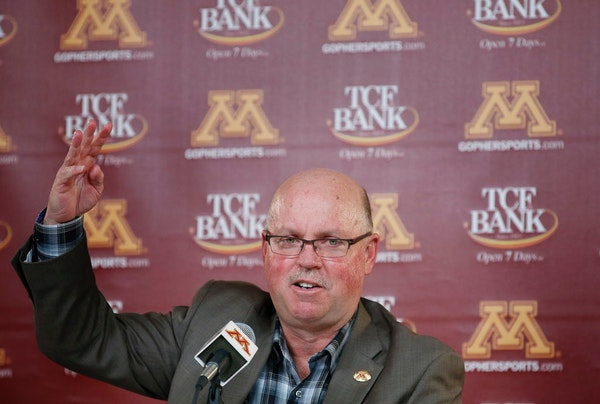 Gophers coach Jerry Kill said the Wisconsin Badgers have been a pain in his side in recent years.