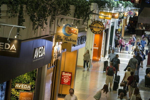 More Twin Cities-area brands might be arriving at the Minneapolis-St. Paul International Airport, including at the mall in Terminal 1.