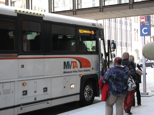 New service fueling ridership gains on MVTA buses