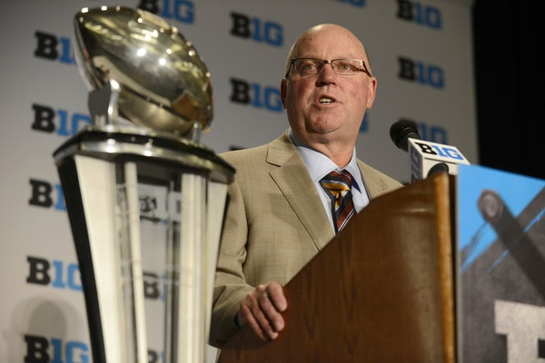 Now in his fifth year, Gophers coach Jerry Kill has restored respectability to the football program.