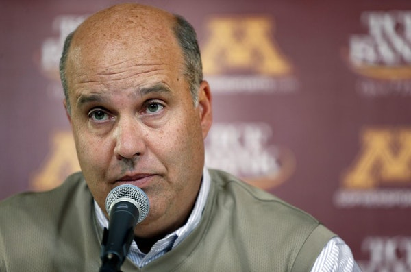 Norwood Teague has resigned as athletic director at University of Minnesota after sending graphic texts to U employees.