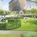 Downtown East Commons park near the U.S. Bank Stadium in Minneapolis will feature a great lawn, 4th Street promenade with outdoor activities, skating