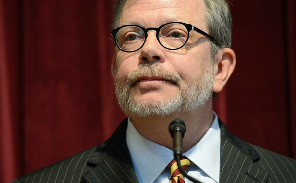 University of Minnesota President Eric Kaler announced the resignation of Norwood Teague, Gophers athletic director, on Friday after Teague admitted t