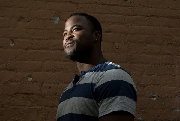 Rashad Turner will lead a protest outside the State Fair on Saturday.