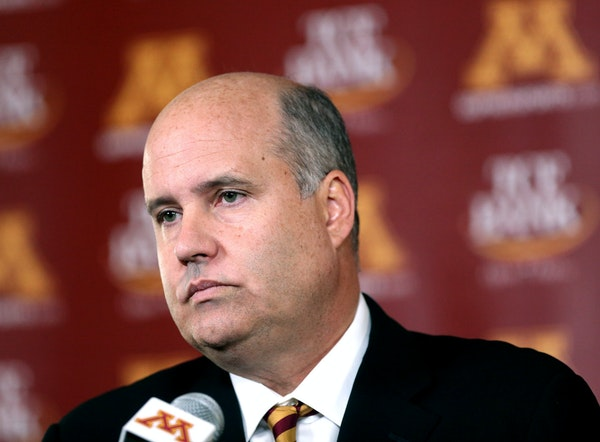 Norwood Teague resigned Friday as athletic director at the University of Minnesota after sending graphic texts to U employees.