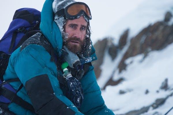 """Jake Gyllenhaal stars in """"Everest."""""""