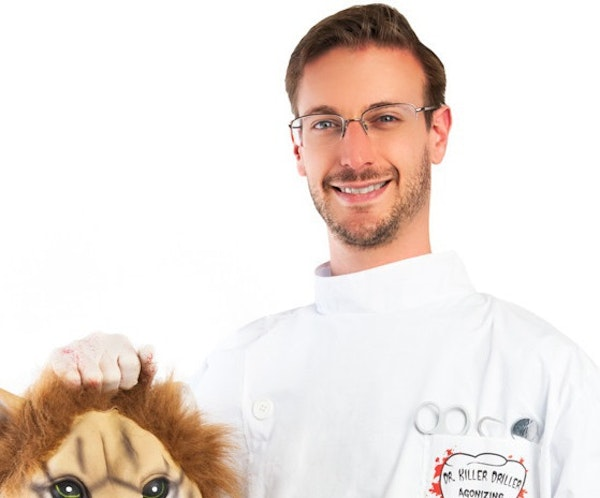 A California company said it is preparing to sell thousands of Halloween costumes based on Cecil the lion and Eden Prairie dentist Walter Palmer.