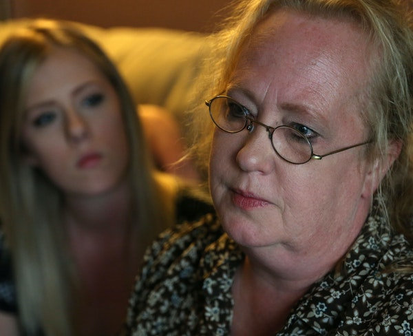 Paula Zumberge talked publicly for the first time about her husband's trial and sentence.