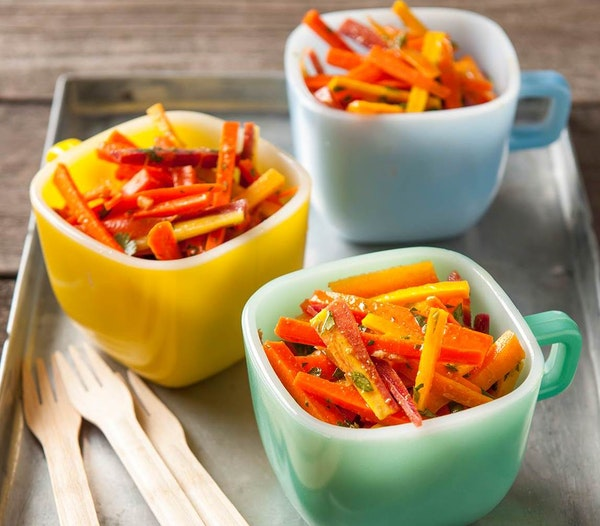 Recipe: Carrot Salad With Coriander, Cumin and Cilantro