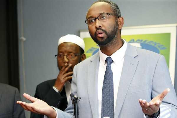 Jaylani Hussein, of the Council on American-Islamic Relations, was among those criticizing a new government-initiated program to fight terrorist recru