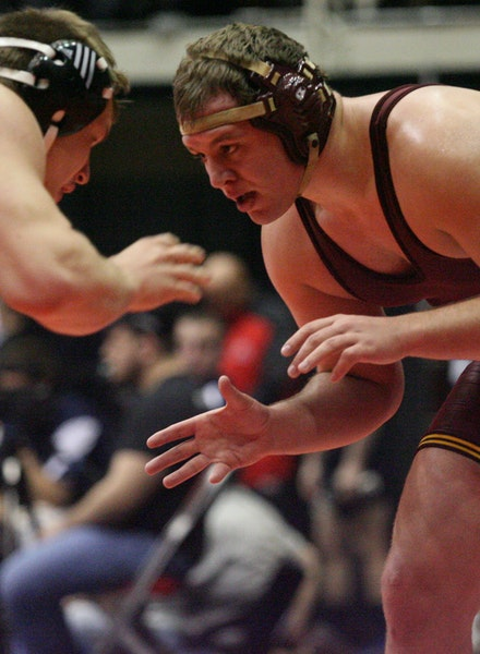 Michael Kroells will be the Gophers' only returning All-America this season.