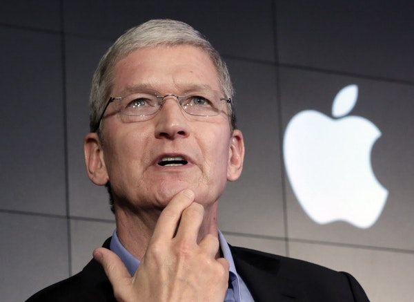 Apple CEO Tim Cook will reveal the company's new iPhones and a new operating system, iOS 9, on Wednesday.