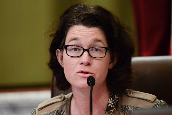 Minneapolis City Council Member Elizabeth Glidden