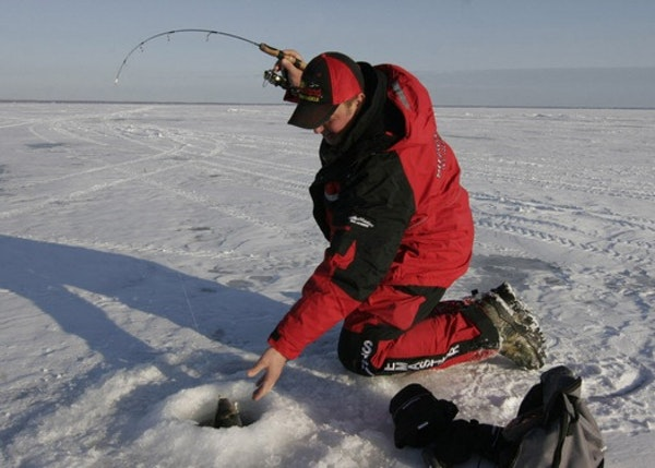 Dayton says they'll be a walleye season this winter on Mille Lacs