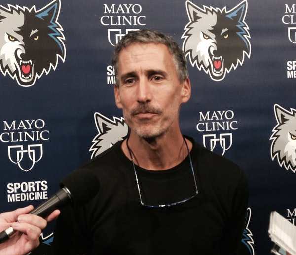 The Wolves hope new Vice President of Sports Performance Arnie Kander can keep the team healthy.