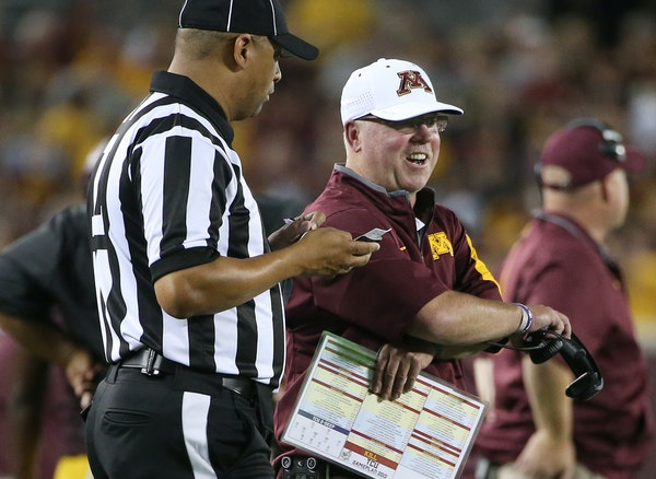 Gophers head coach Jerry Kill and offensive coordinator Matt Limegrover made 31 points and 400 yards the new benchmark.