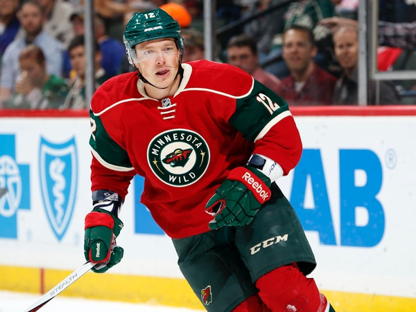 Ruslan Fedotenko, 36, is eager to prove he can be a contributor and mentor for the Wild this season.