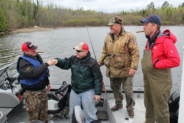Gov. Mark Dayton, shown at the 2015 fishing opener, said Saturday he'll convene a statewide water quality summit in February.