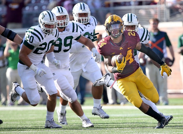 Rodney Smith saw colleges lose interest in him after he tore a knee ligament, but not Minnesota.