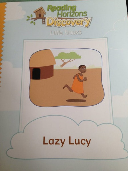 One of the controversial titles published by Reading Horizons.