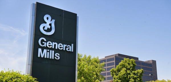 General Mills corporate headquarters in Golden Valley.