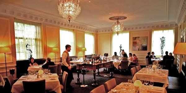 The La Belle Vie dining room, in a Star Tribune file photo.