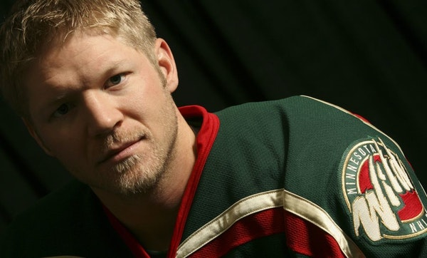 Former Minnesota Wild winger Mark Parrish was also a star at Bloomington Jefferson High and St. Cloud State University.