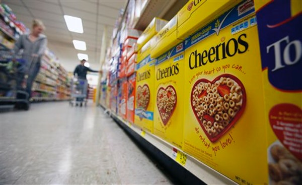 General Mills said it was recalling 1.8 million boxes of gluten-free Cheerios and Honey Nut Cheerios made at a California plant in July. There's a cha