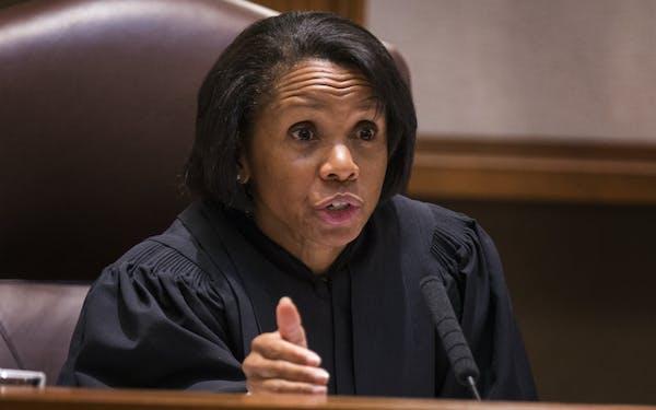 Minnesota Supreme Court Justice Wilhelmina Wright in September.