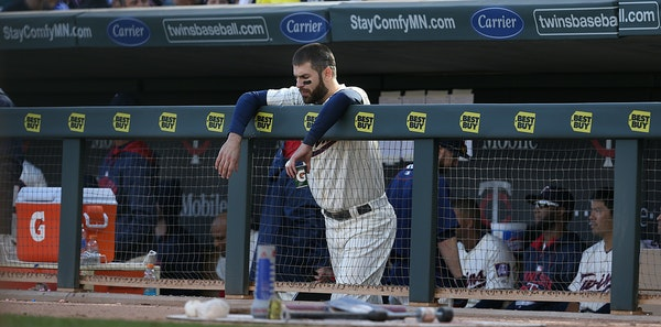 Twins first baseman Joe Mauer will miss out on the postseason for the fifth year in a row, after he and his teammates could only generate one run off