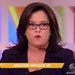 """Rosie O'Donnell appeared as a regular on """"The View."""""""