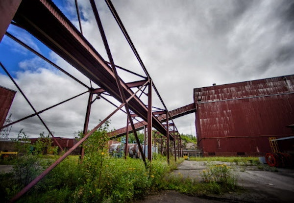 PolyMet Mine in Hoyt Lakes, Minn. has been mired in a permitting battle for over eight years and the issue has become politicized in the state and par