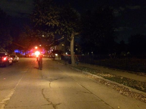 Minneapolis police were investigating a fatal shooting Wednesday night near 30th and Emerson avenues N.