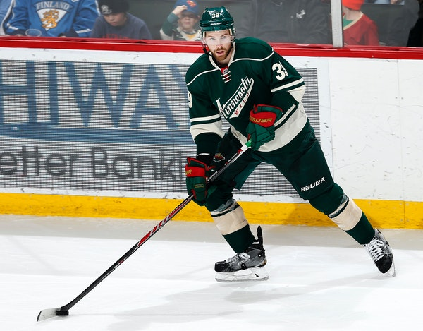 C.J.: NHL's Jordan Leopold pulls veil back on concussions, the 'silent injury'
