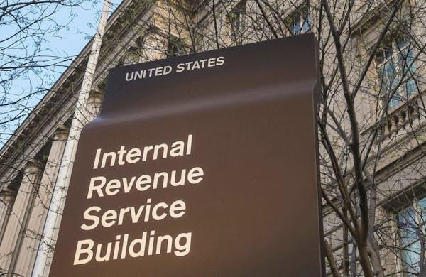 IRS headquarters in Washington.