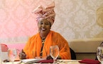 A visit with Fadumo-Nakruma, who tutored Stevie Wonder on Afro-Soul