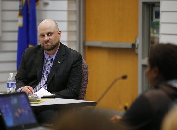 Grant Nichols, the Columbia Heights school board member who allegedly made an anti-Muslim comment on Facebook, will resign.
