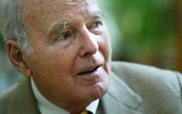Bruce Dayton in 2002.