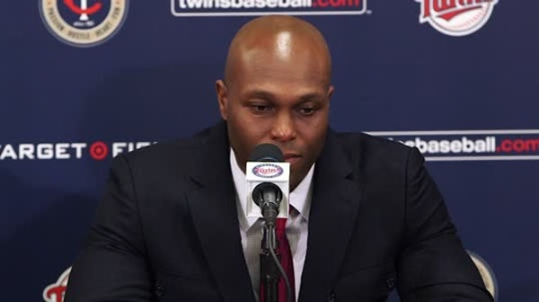Torii talks: Watch video from his 'exit interview'