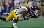 Confessions of a Packers fan who married into a Vikings family