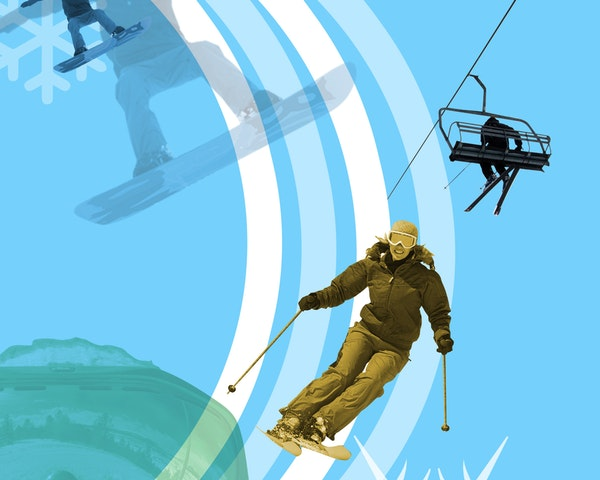 Snowboard and ski options abound in Minnesota.