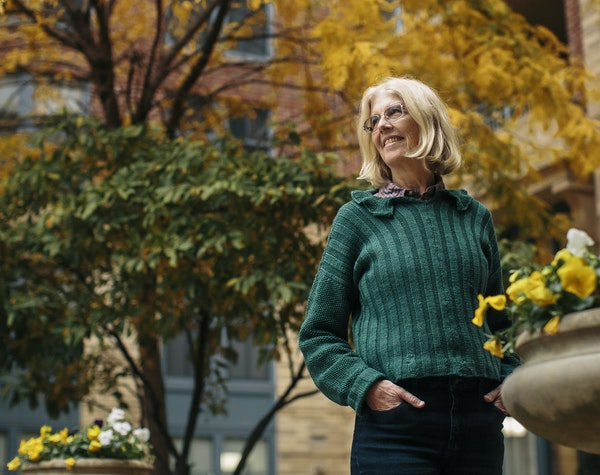"""What is Pulitzer Prize-winning author Jane Smiley working on now? """"I'm not sayin',"""" she said. She'll speak in St. Paul as part of Talking Vo"""