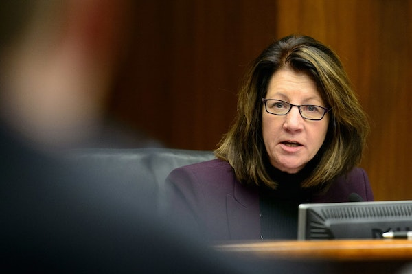 Monday will be Lucinda Jesson's last day as chief of the state Department of Health and Human Services.